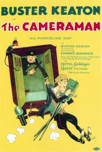 The Cameraman - 27 x 40 Movie Poster - Style A