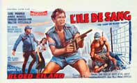 The Camp on Blood Island - 27 x 40 Movie Poster - Belgian Style A