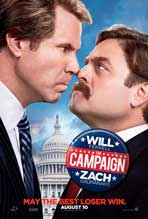 The Campaign - 11 x 17 Movie Poster - Style A