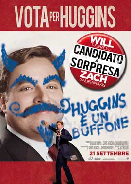 The Campaign - 11 x 17 Movie Poster - Italian Style A