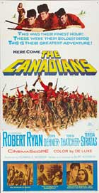 Canadians - 14 x 36 Movie Poster - Insert Style A