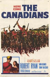Canadians - 11 x 17 Movie Poster - Style A