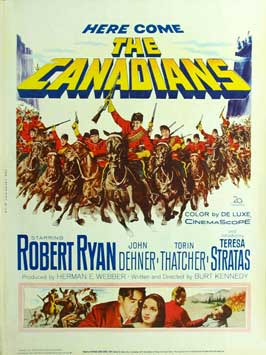 Canadians - 11 x 17 Movie Poster - Style B