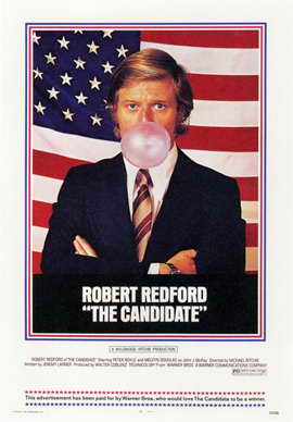 The Candidate - 11 x 17 Movie Poster - Style A