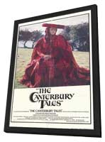 The Canterbury Tales - 11 x 17 Movie Poster - Style A - in Deluxe Wood Frame
