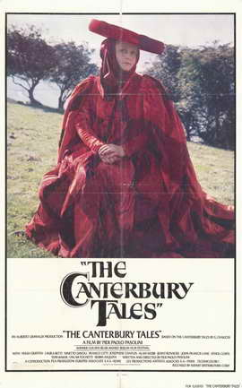 The Canterbury Tales - 11 x 17 Movie Poster - Style A
