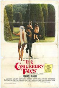 The Canterbury Tales - 11 x 17 Movie Poster - Style B