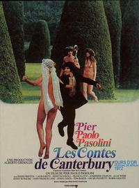 The Canterbury Tales - 11 x 17 Movie Poster - French Style A