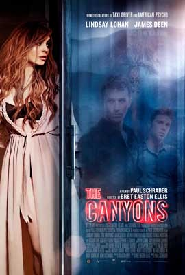 The Canyons - 27 x 40 Movie Poster - Style A