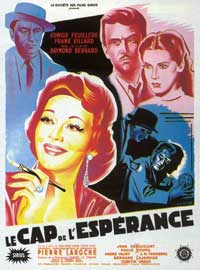 The Cape of Hope - 11 x 17 Movie Poster - French Style A