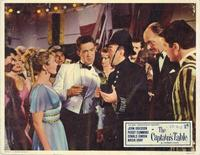 The Captain's Table - 11 x 14 Movie Poster - Style A