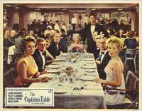 The Captain's Table - 11 x 14 Movie Poster - Style C