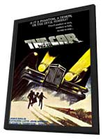 The Car - 11 x 17 Movie Poster - Style B - in Deluxe Wood Frame