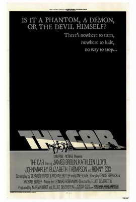 The Car - 27 x 40 Movie Poster - Style A