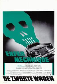 The Car - 27 x 40 Movie Poster - Belgian Style A