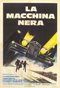 The Car - 27 x 40 Movie Poster - Italian Style A