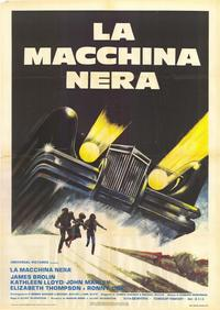 The Car - 39 x 55 Movie Poster - Italian Style A