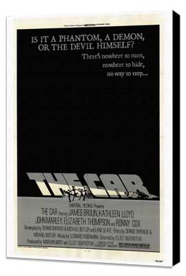 The Car - 27 x 40 Movie Poster - Style A - Museum Wrapped Canvas