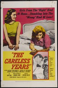 The Careless Years - 11 x 17 Movie Poster - Style A
