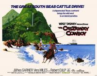 The Castaway Cowboy - 11 x 14 Movie Poster - Style A