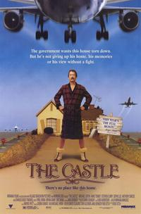 The Castle - 11 x 17 Movie Poster - Style B