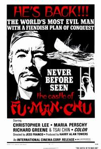 The Castle of Fu Manchu - 27 x 40 Movie Poster - Style A