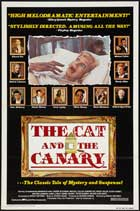 The Cat and the Canary - 27 x 40 Movie Poster - Style F