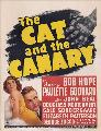 The Cat and the Canary - 11 x 17 Movie Poster - Style D