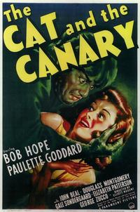 The Cat and the Canary - 11 x 17 Movie Poster - Style A
