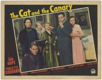 The Cat and the Canary - 11 x 14 Movie Poster - Style C