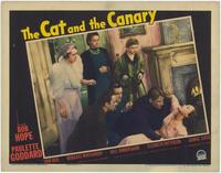 The Cat and the Canary - 11 x 14 Movie Poster - Style D
