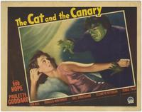 The Cat and the Canary - 11 x 14 Movie Poster - Style F