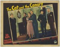 The Cat and the Canary - 11 x 14 Movie Poster - Style H