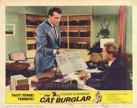 The Cat Burglar - 11 x 14 Movie Poster - Style D