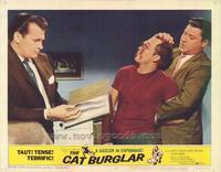 The Cat Burglar - 11 x 14 Movie Poster - Style F