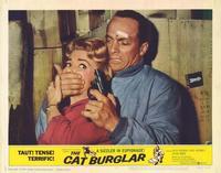 The Cat Burglar - 11 x 14 Movie Poster - Style G