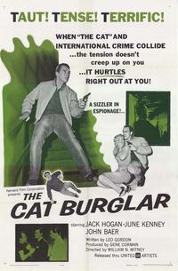 The Cat Burglar - 27 x 40 Movie Poster - Style A