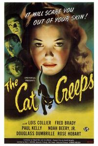 The Cat Creeps - 27 x 40 Movie Poster - Style A