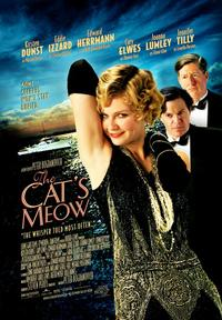 The Cat's Meow - 11 x 17 Movie Poster - Style A