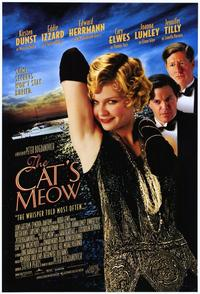 The Cat's Meow - 27 x 40 Movie Poster - Style A