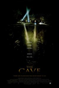 The Cave - 11 x 17 Movie Poster - Style B