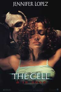 The Cell - 43 x 62 Movie Poster - Bus Shelter Style A