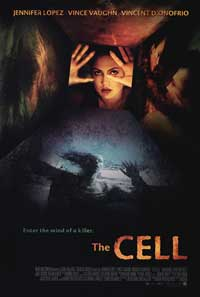 The Cell - 27 x 40 Movie Poster - Style C