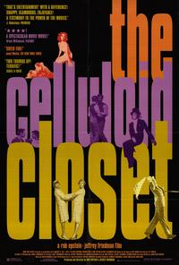The Celluloid Closet - 27 x 40 Movie Poster - Style A