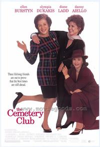 The Cemetery Club - 11 x 17 Movie Poster - Style B