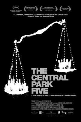 The Central Park Five - 11 x 17 Movie Poster - Style A