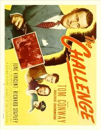 The Challenge - 30 x 40 Movie Poster UK - Style A