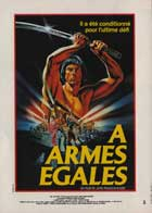 The Challenges - 11 x 17 Movie Poster - French Style A