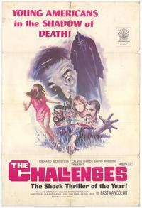 The Challenges - 11 x 17 Movie Poster - Spanish Style A