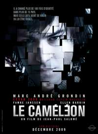 The Chameleon - 11 x 17 Movie Poster - French Style A